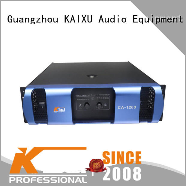 KSA stereo amplifiers for sale from China for promotion