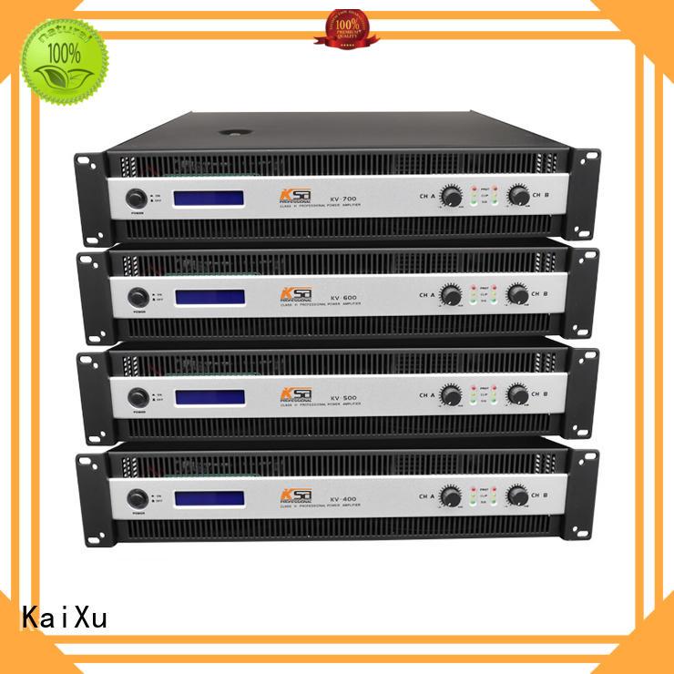 cheapest professional stereo amplifier kit KaiXu Brand