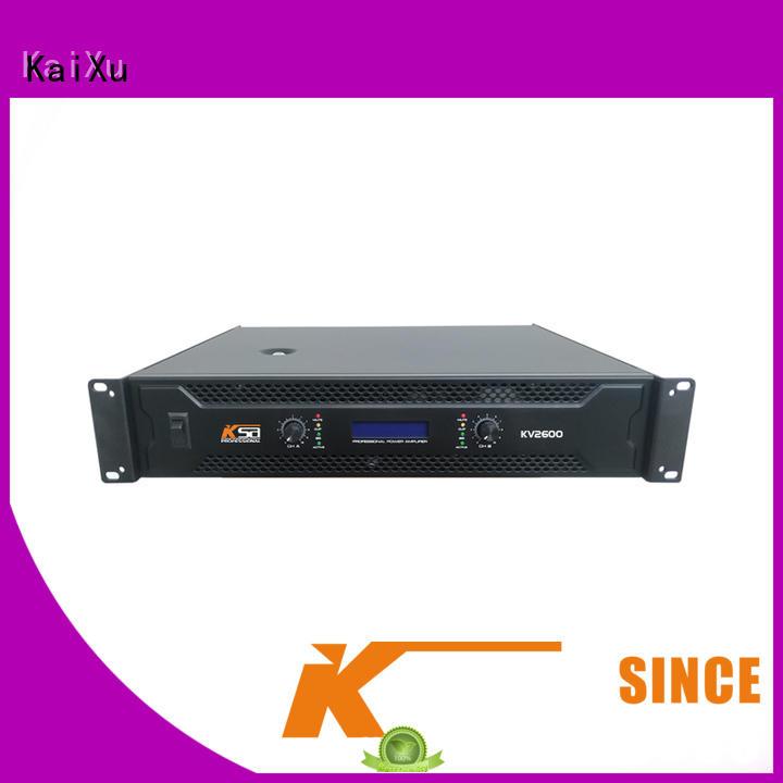 professional new power amplifier class systems KaiXu