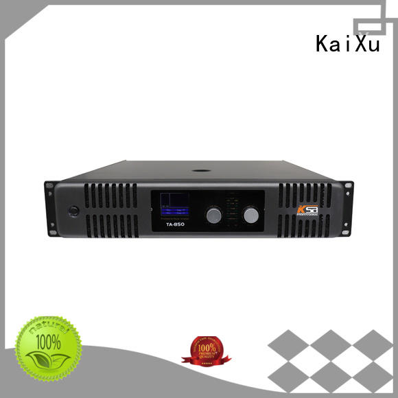 professional commercial audio amplifier design for night club KaiXu