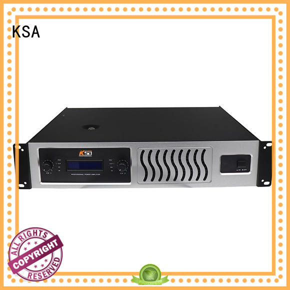 KSA cheapest power amplifier china equipment channel