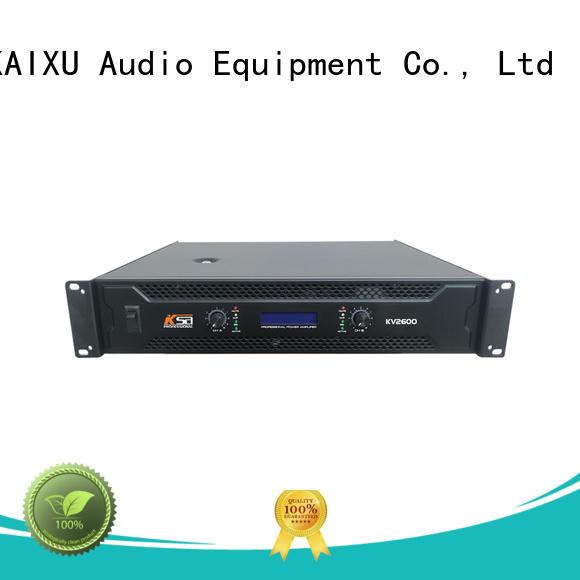 KSA home theater power amplifier mid series