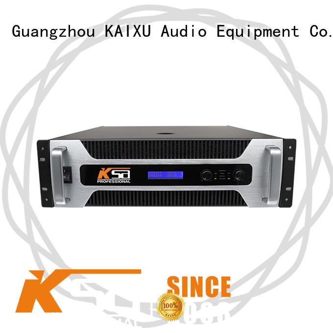 KSA performance home amplifier high quality for stage