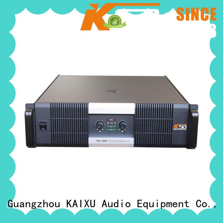KSA home stereo amplifier supplier outdoor audio