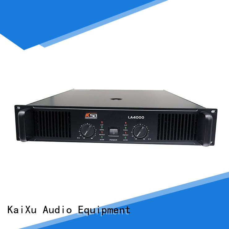 KSA quality best power amplifier for home theater best supplier for club