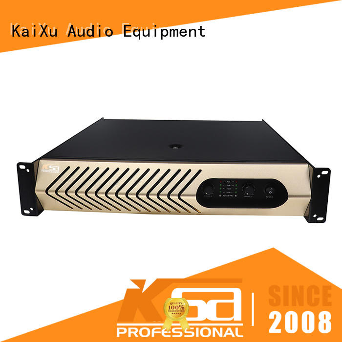 KSA best power amplifier for home theater energy-saving for club