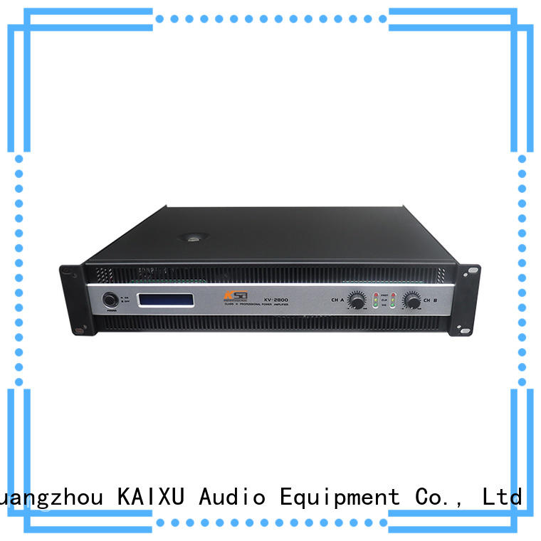 hot-sale hf power amplifier best manufacturer for club