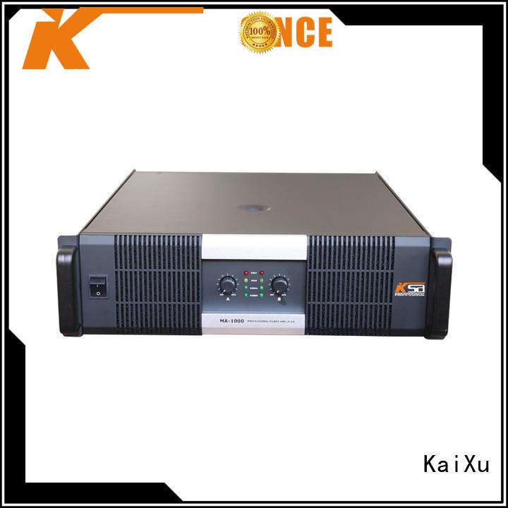 KaiXu wholesale home stereo amplifier ktv for ktv
