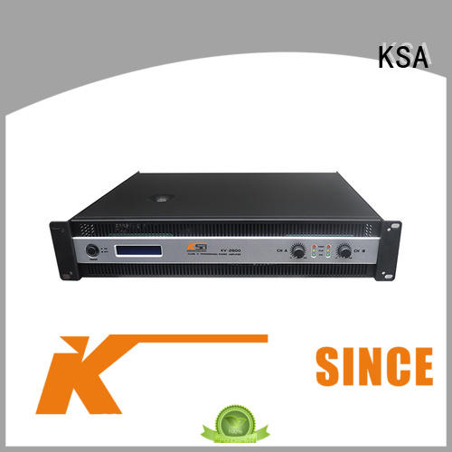 KSA stereo hf power amplifier competitive price equipment