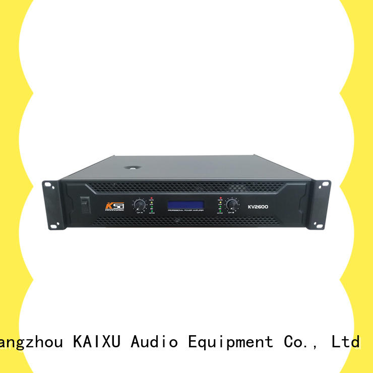 cheap power amplifier china factory for promotion