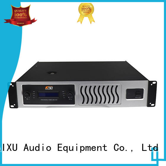 KSA cheap stereo power amp with good price for bar