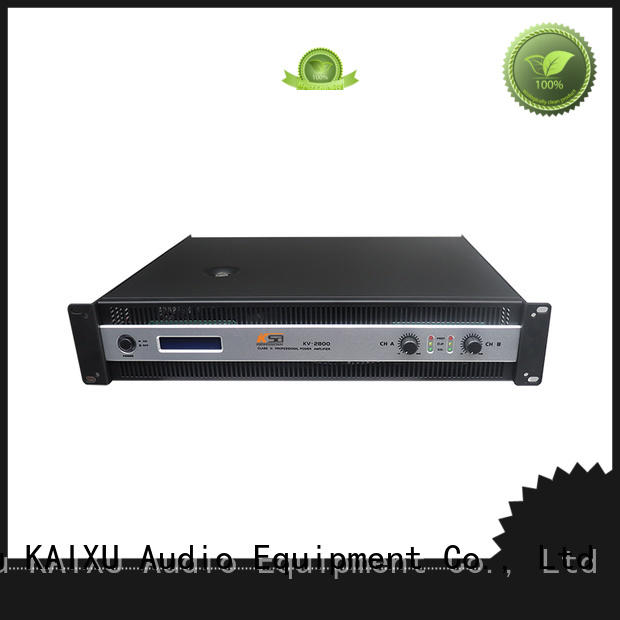 KSA home theater power amplifier supply for club