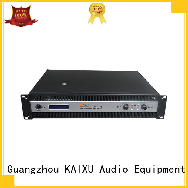 KSA hifi power amps competitive price stereo audio