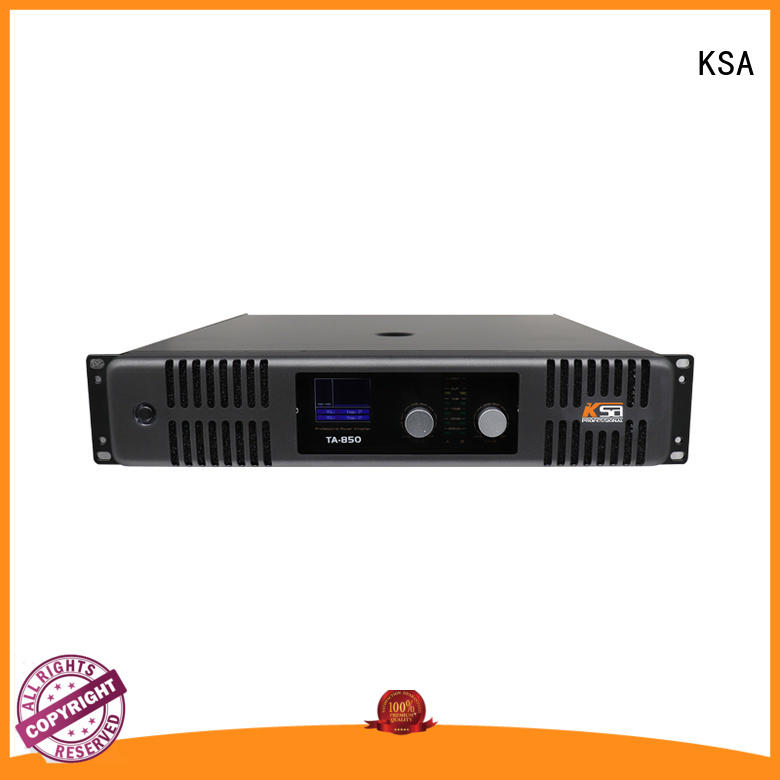 professional ta amplifier sound for ktv