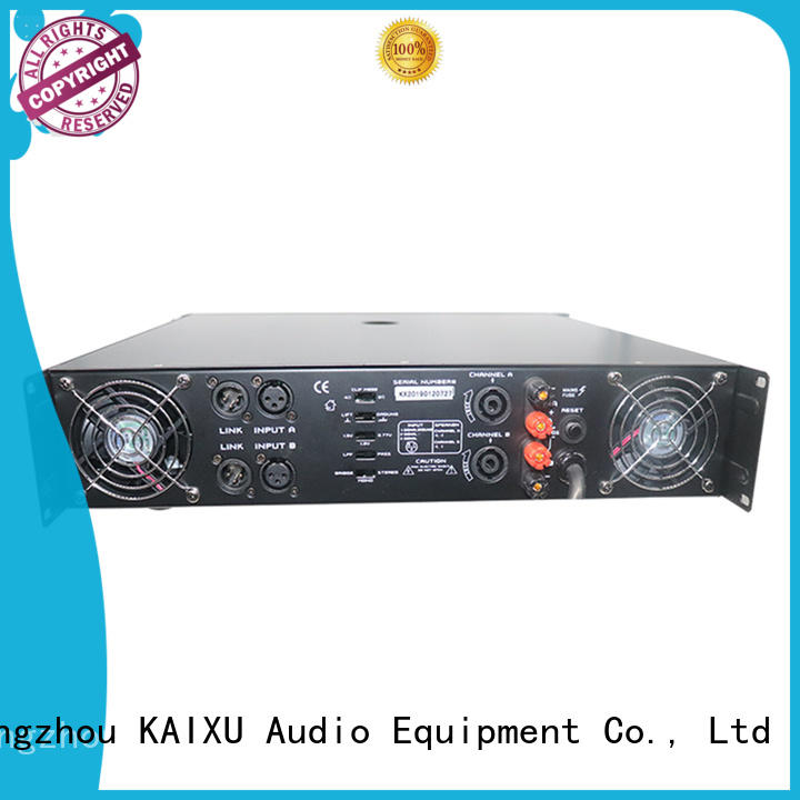 professional power amplifiers supplier for club