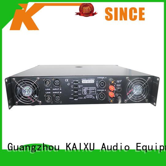 KSA cheap amplifier custom outdoor audio