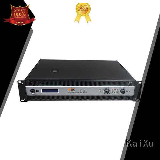 KaiXu mid new power amplifier watts stereo audio