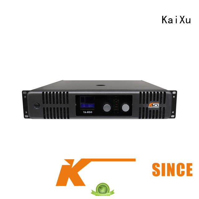 KaiXu Brand sound ktv home audio stereo amplifier music