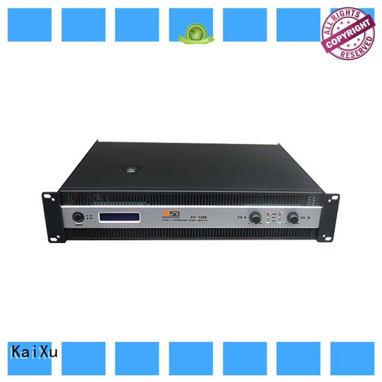 KaiXu class stereo amplifier kit power sound