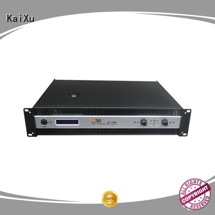 professional new power amplifier price stereo