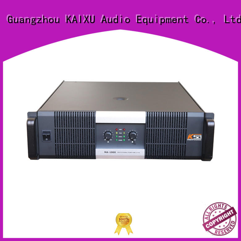 top quality stereo amp from China for bar