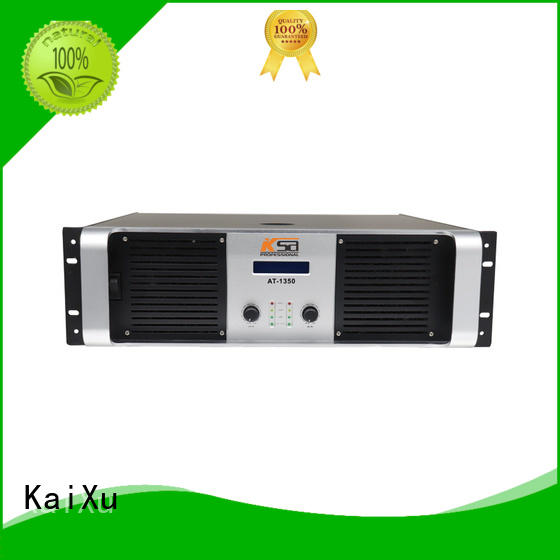 KaiXu custom made cheap power amplifier professional for lcd