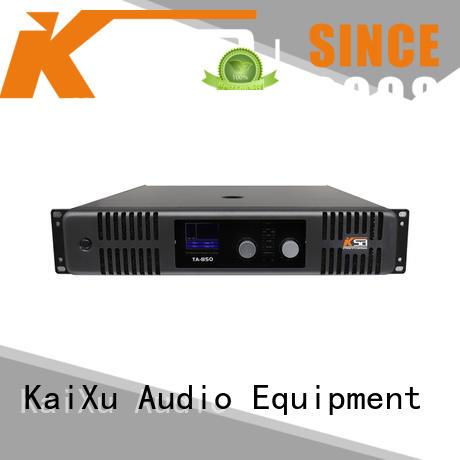 KSA ta amplifier sound