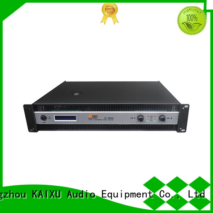 two channel compact stereo amp competitive price stereo audio KaiXu