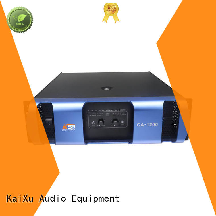 KSA top selling amp for home live sound bulk production