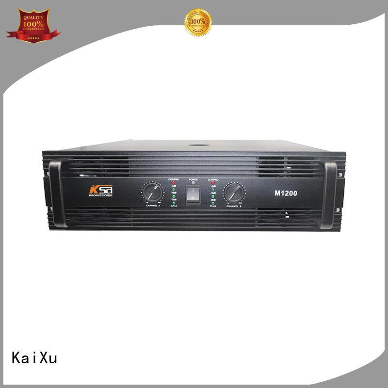 class home stereo amplifier best quality for transformer KaiXu