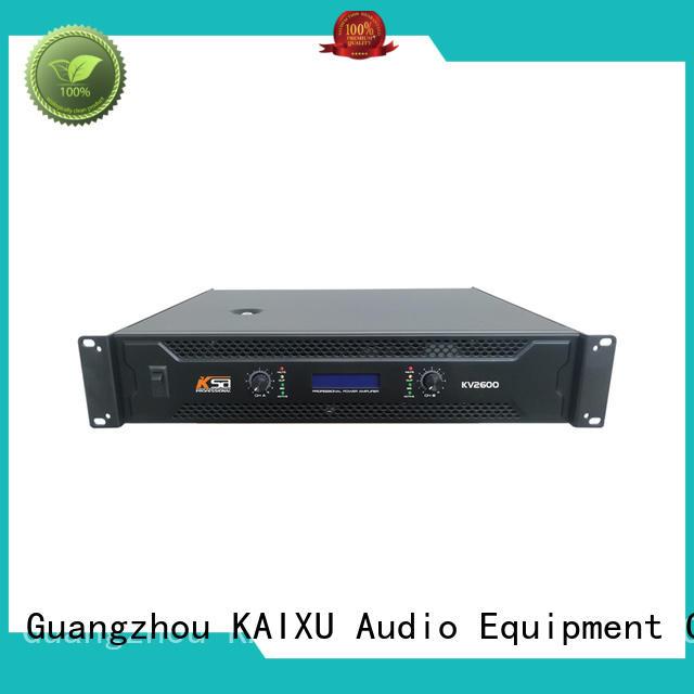 KSA hot selling power amp home theater wholesale for ktv