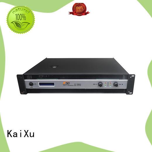 series hf power amplifier low equipment KaiXu