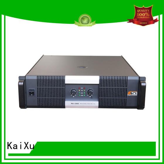 KaiXu wholesale home audio amplifier amplifier for bar