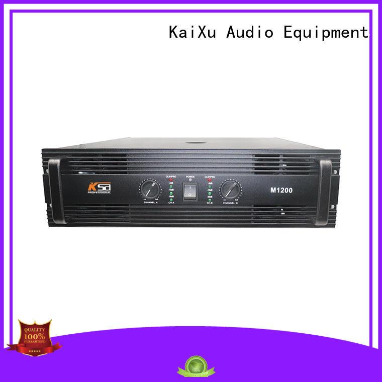 KSA customized hifi amplifier clear sound for transformer