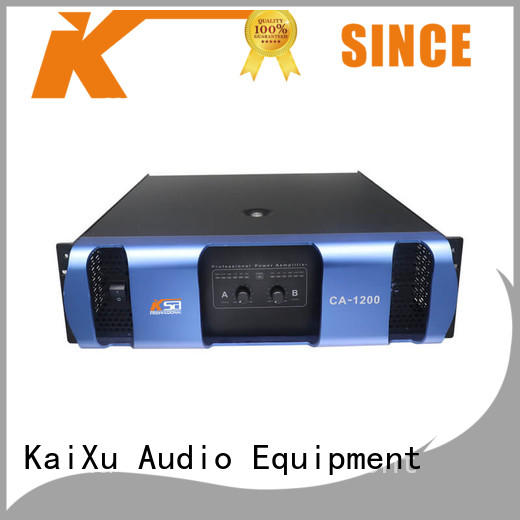 KSA customized power amplifier sound system hot-sale for ktv