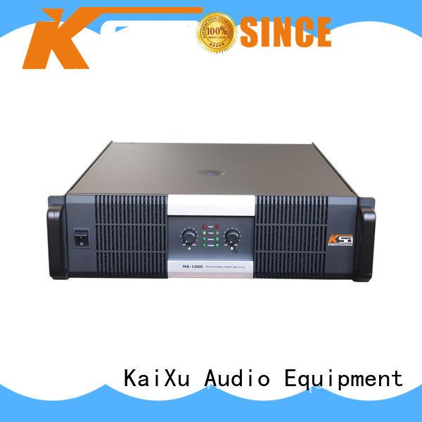 KSA stereo amp company outdoor audio