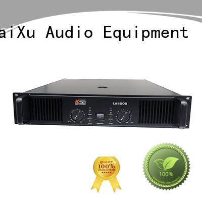 KSA energy-saving stereo audio amplifier suppliers karaoke equipment