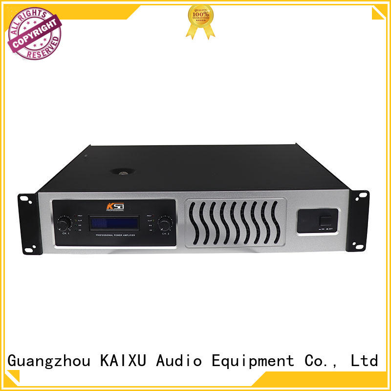 stereo precision power amplifier high quality sales