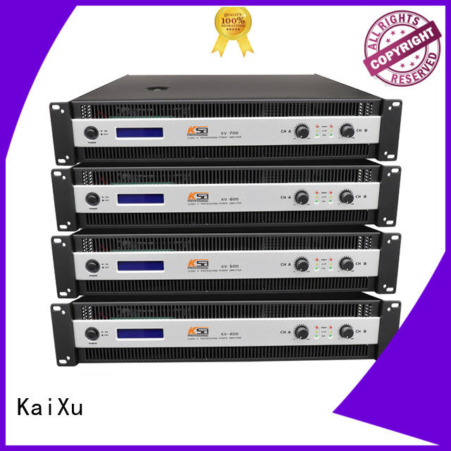 best value power amplifier professional equipment KaiXu