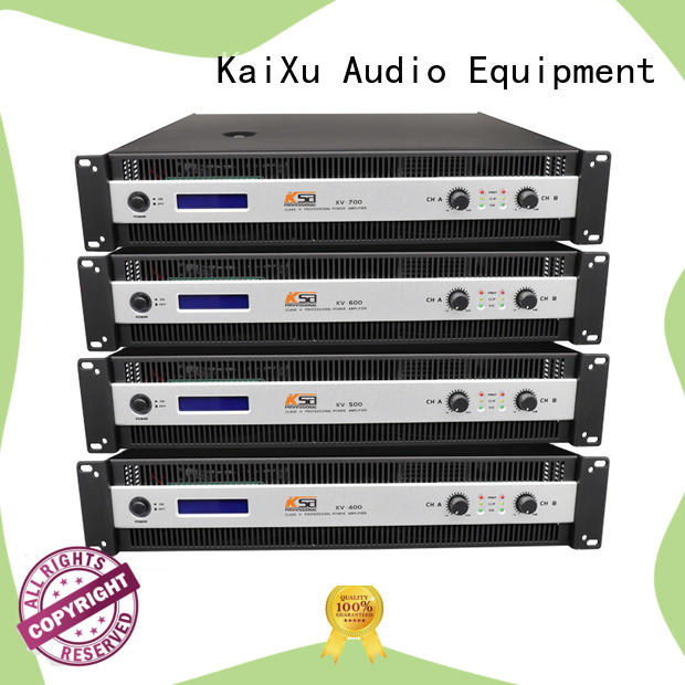 high-quality stereo power amp from China