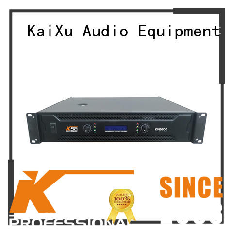 KSA cheapest precision power amplifier stable dj sound