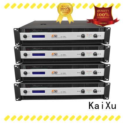precision power amplifier cheaper dj sound KaiXu