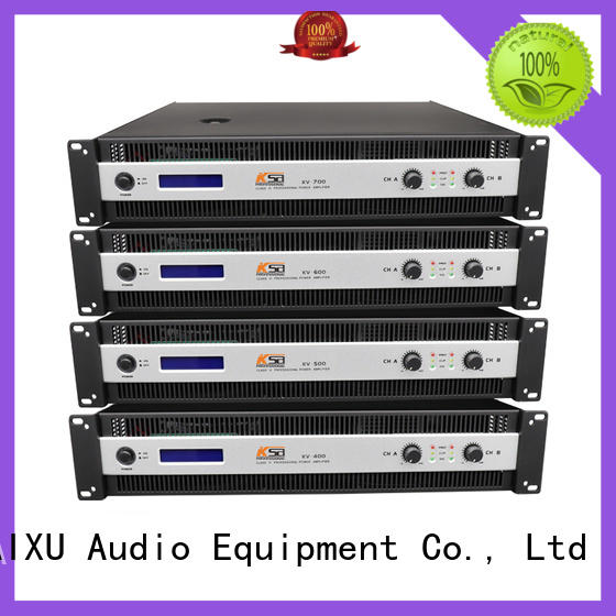 professional home theater audio amplifier high quality dj sound KaiXu