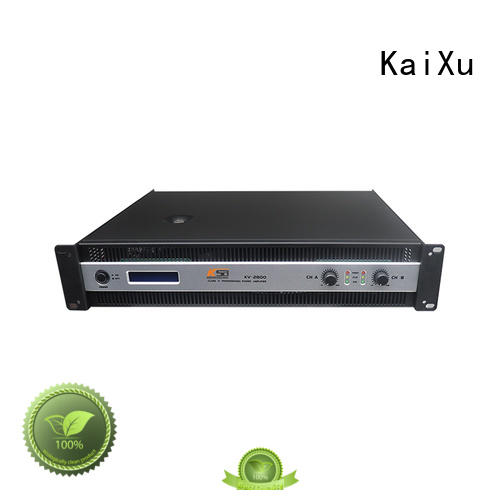KaiXu cheapest best power amps for live sound dj equipment