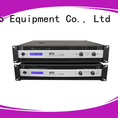 KSA best home theater power amplifier factory direct supply karaoke equipment