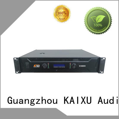 systems 2 channel stereo amp low channel KaiXu