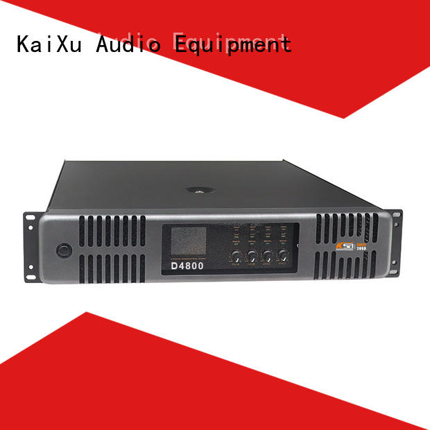 KSA high-quality the best amplifier factory bulk production