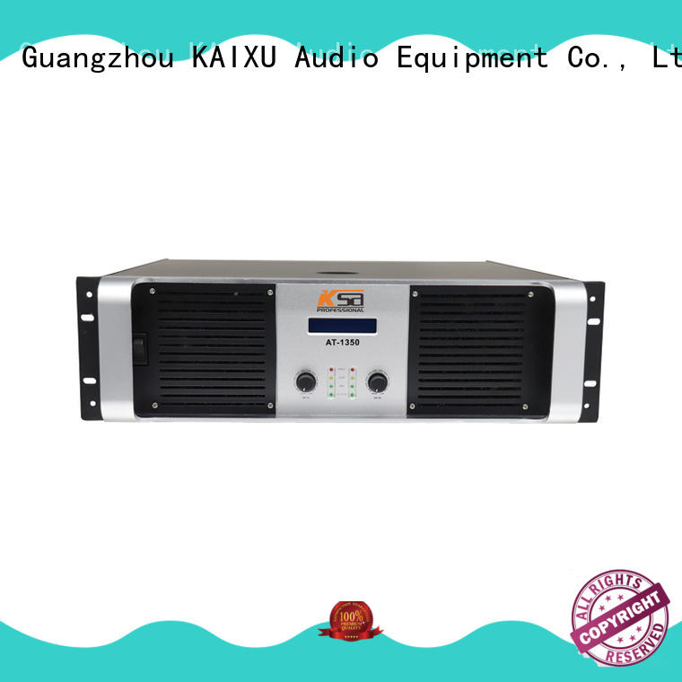 multimedia cheap power amplifier high quality for classroom