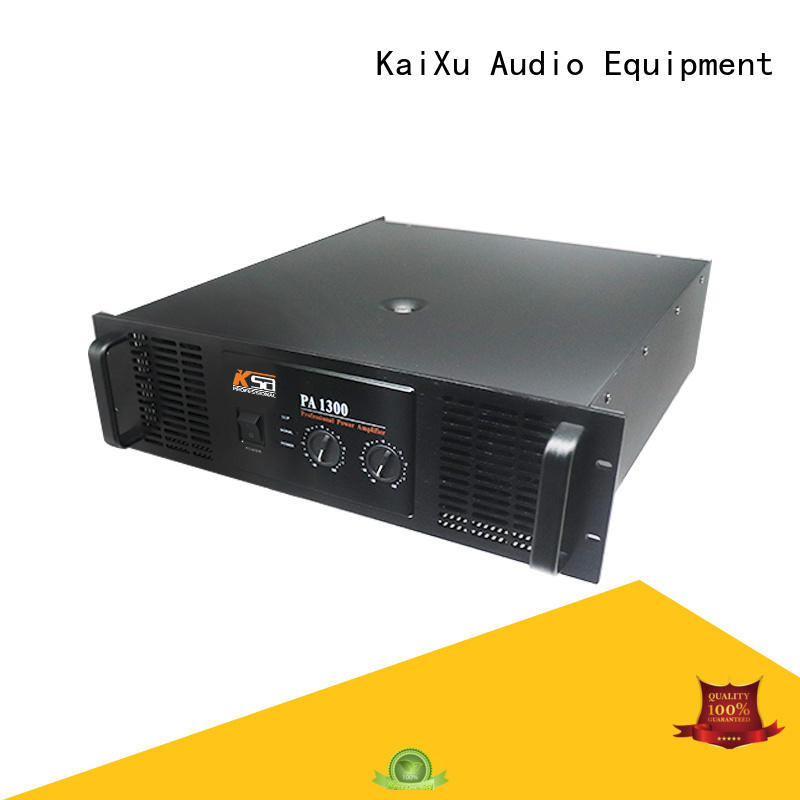 KSA factory price sound amplifier at discount for ktv