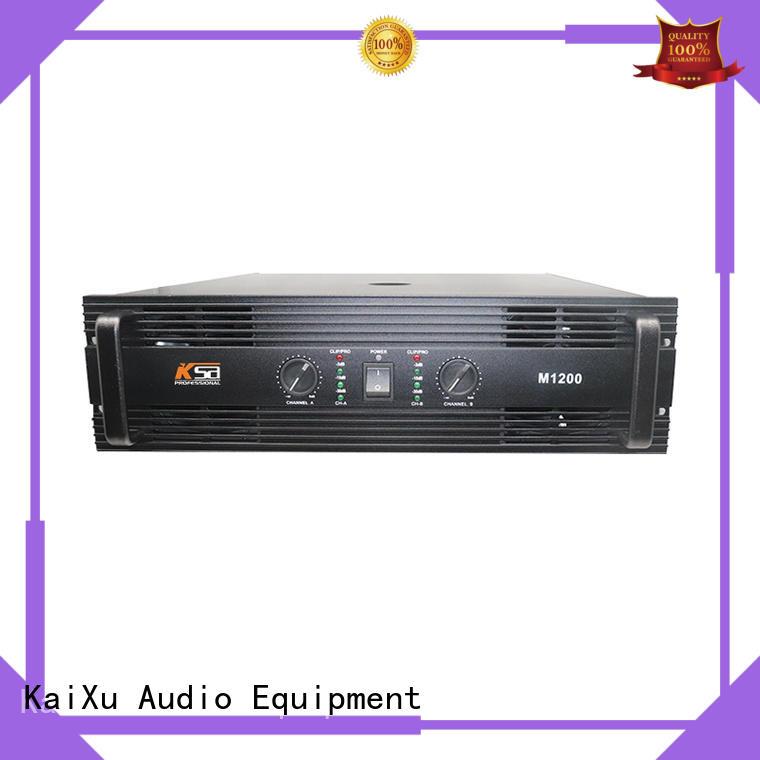 practical hifi amplifier supplier for ktv